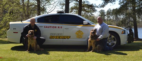 K-9 - Lincoln County Sheriff's Office